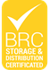 BRC Global Standards certificate
